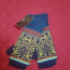 New Icelandic design womens gloves